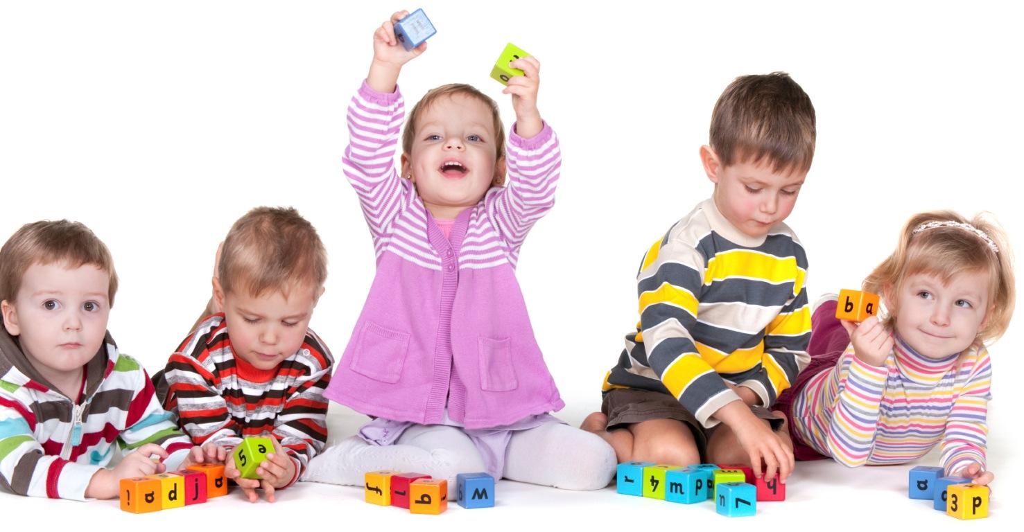 Фото детей от 2 до 3